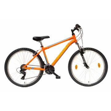 """Csepel Magnum 26"""" kerékpár - Zöld"""