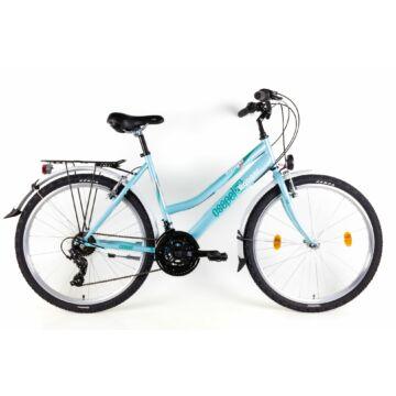 """Csepel Ranger 26"""" kerékpár - Türkiz"""