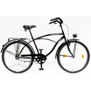 Csepel Blackwood Cruiser női kerékpár - Fehér