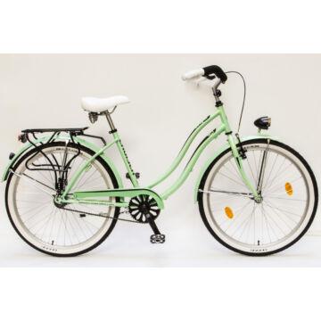 Csepel Cruiser kerékpár - Zöld
