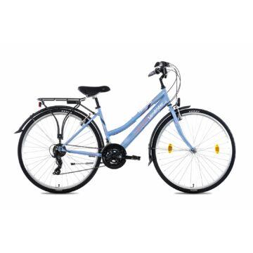 """Csepel Landrider 28"""" kerékpár - Világoskék"""