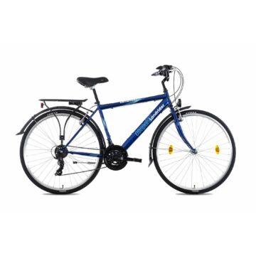 """Csepel Landrider 28"""" férfi kerékpár, 3 seb. agyváltó - Kék"""