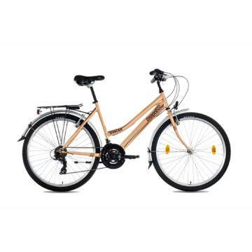 """Csepel Ranger 26"""" kerékpár - Puder"""