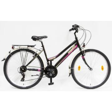 """Csepel Ranger 26"""" kerékpár - Fehér"""