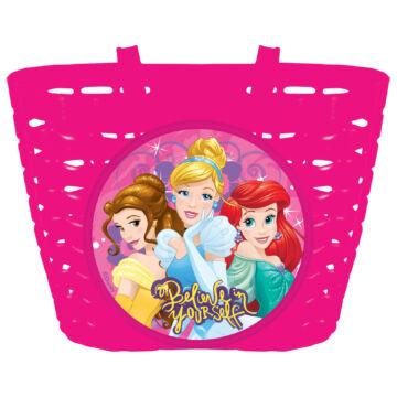 Gyermek kosár műanyag - Hercegnős pink