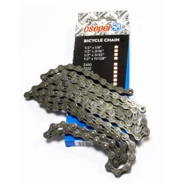 Lánc 1/2X3/32 114L KMC Z410 Z30 15 -18 sebességhez