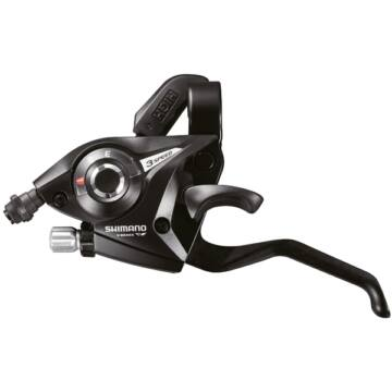 Kerékpár Shimano váltófékkar bal - 3 sebességes