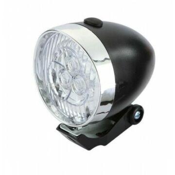 Első, elemes lámpa