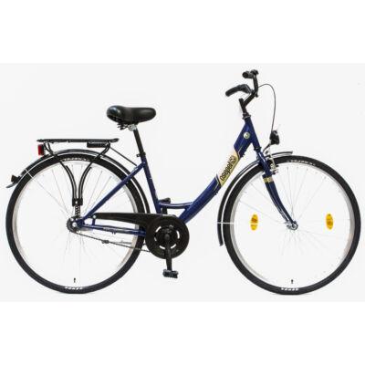 """Csepel Budapest A 28"""" felnőtt kerékpár - Kék"""