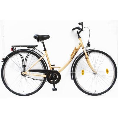 """Csepel Budapest A 28"""" felnőtt kerékpár - Púder"""