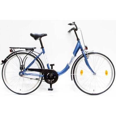 """Csepel Budapest B 26"""" felnőtt kerékpár - Sötétkék"""