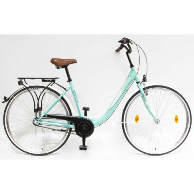 """Csepel Budapest B 28"""" felnőtt kerékpár, 3 seb. agyváltó"""