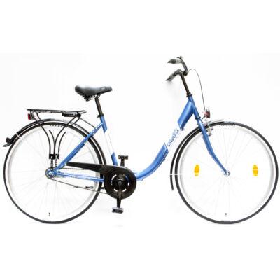 """Csepel Budapest B 28"""" felnőtt kerékpár - Sötétkék"""