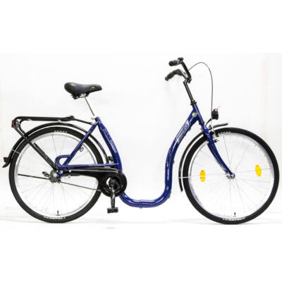 """Csepel Budapest 26"""" C kerékpár - Kék"""