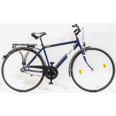 """Csepel Budapest 28"""" felnőtt Férfi kerékpár - Kék"""