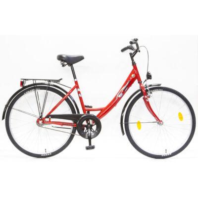 """Csepel Blackwood Ambition 26"""" kerékpár - Piros"""