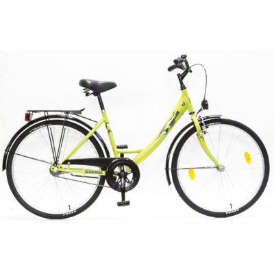 """Csepel Blackwood Ambition 26"""" kerékpár - Zöld"""