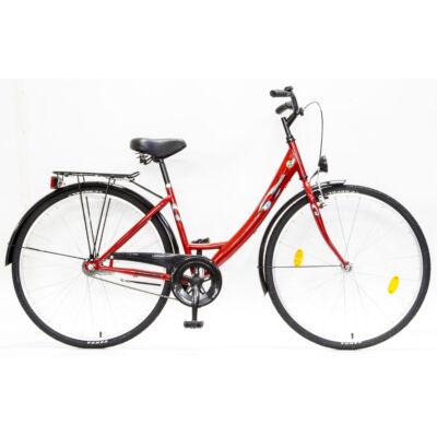 """Csepel Blackwood Ambition 28"""" kerékpár - Piros"""