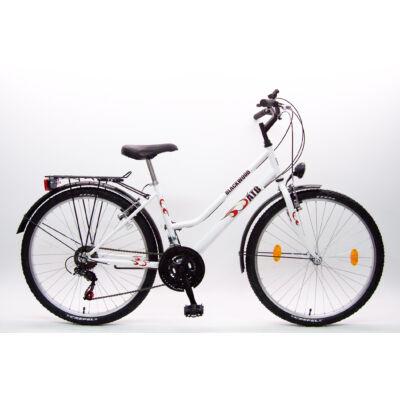 """Csepel Blackwood ATB 26"""" kerékpár - Fehér"""