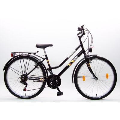 """Csepel Blackwood ATB 26"""" kerékpár - Fekete"""