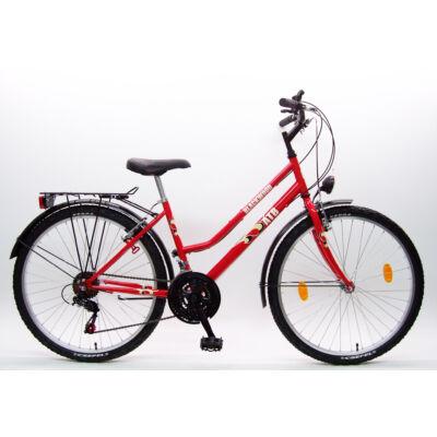 """Csepel Blackwood ATB 26"""" kerékpár - Piros"""