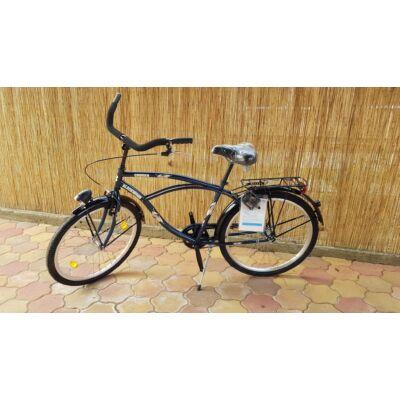 Csepel Blackwood Cruiser férfi kerékpár - Sötétkék