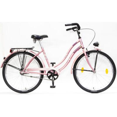 Csepel Blackwood Cruiser női kerékpár - Rózsaszín