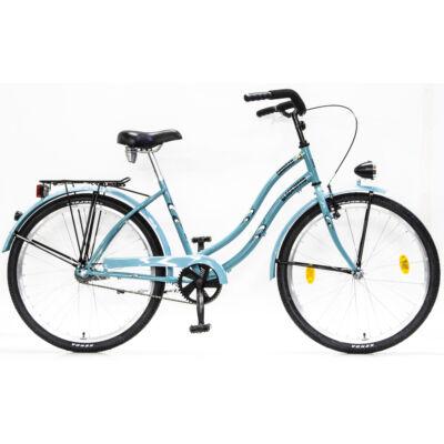 Csepel Blackwood Cruiser női kerékpár - Türkiz
