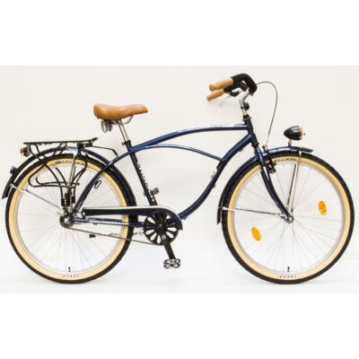Csepel Cruiser férfi kerékpár - Kék