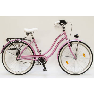 Csepel Cruiser kerékpár - Pink