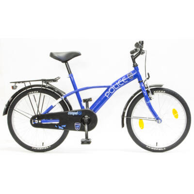 """Csepel Police 20"""" gyermek kerékpár - Kék"""