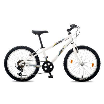 """Csepel Zero 20"""" gyermek kerékpár - Fehér"""