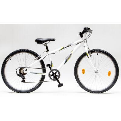 """Csepel Zero 24"""" gyermek kerékpár - Fehér"""