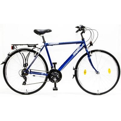 """Csepel Landrider 28"""" férfi kerékpár - Kék"""