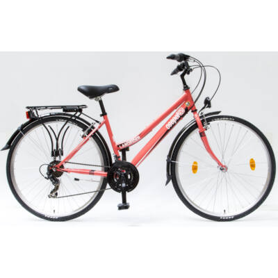 """Csepel Landrider 28"""" kerékpár - Korall"""