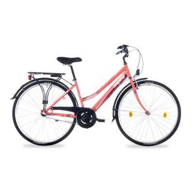"""Csepel Landrider 28"""" kerékpár, 3 seb. agyváltó - Korall"""