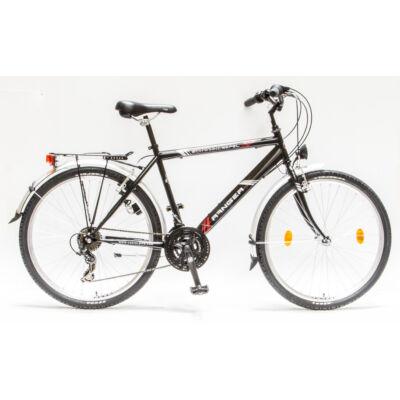 """Csepel Ranger 26"""" kerékpár - Fekete"""