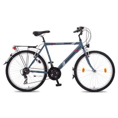 """Csepel Ranger 26"""" kerékpár - Szürkéskék"""
