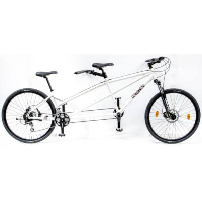 Csepel tandem teleszkópos kerékpár - Vaj