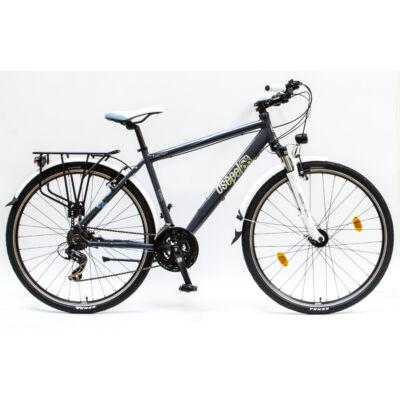 """Csepel Traction 200 28"""", Agydinamós Férfi kerékpár - Szürke"""