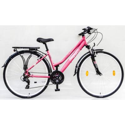 """Csepel Traction 100 28"""" kerékpár - Matt Piros"""