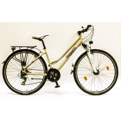 """Csepel Traction 200 28"""", Agydinamós kerékpár - Krém"""