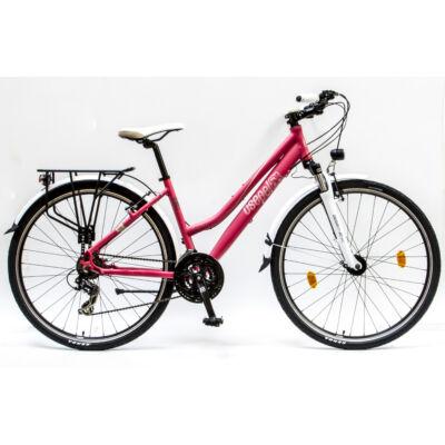 """Csepel Traction 200 28"""", Agydinamós kerékpár - Matt Piros"""