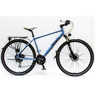 """Csepel Traction 300 28"""", Tárcsafékes férfi kerékpár - Matt Kék"""