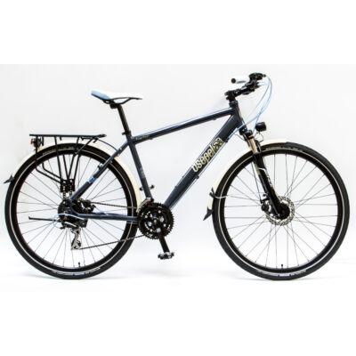 """Csepel Traction 300 28"""", Tárcsafékes férfi kerékpár - Szürke"""