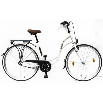 Csepel Velence kerékpár - Fehér