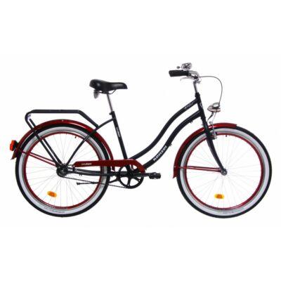 Kenzel Cruiser kerékpár - Lila/pink