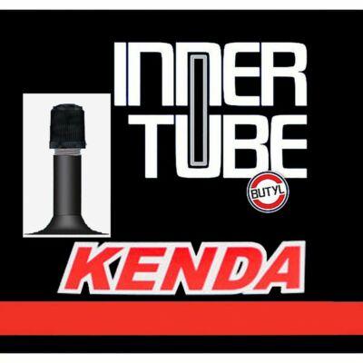 12X1/2X2 1/4 KENDA kerékpár belső gumi - motor szeleppel