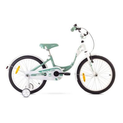 """Romet Diana 20"""" 2018 gyermek kerékpár - Kék/Fehér"""