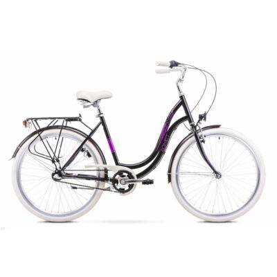 """Romet Angel 26"""" kerékpár - Fekete"""